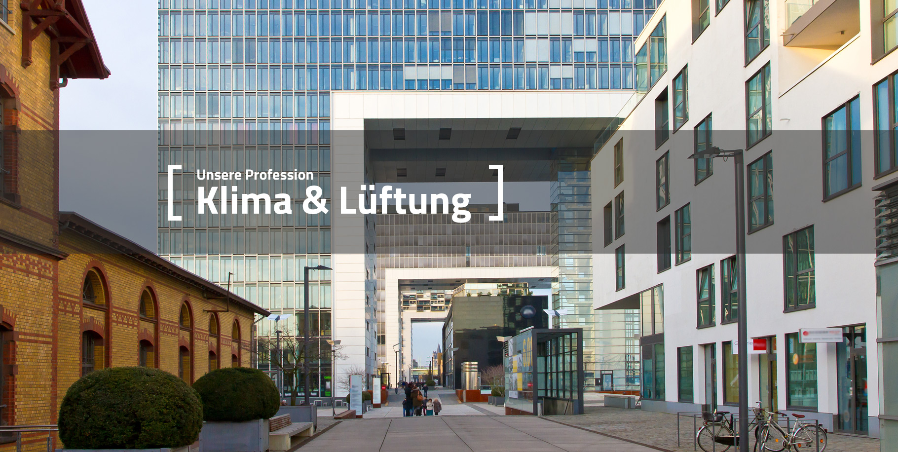 OHN GmbH Klima Lüftung Referenz Rheinauhafen Köln